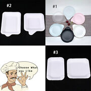 Deluxe Disposable Tableware Plastic/paper Plates Party Ware Bbq High Quality