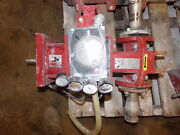 Red Valve Co 03-7840 Series 5200 Pneumatic Actuated Control Pinch Valve Rv Elect