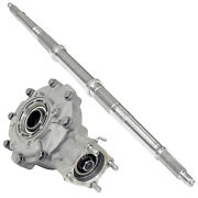 Complete Rear Differential Axle Shaft For Honda Trx300 Fw Fourtrax 300 4x4 88-91