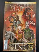 A Clash Of Kings 7b Game Of Thrones 2018 Dynamite Comics Vf/nm Book