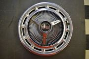 1965 Chevrolet Impala Ss Spinner Hubcap Chevy Wheel Cover 1966 1967 14 Wheel