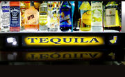 3 ' Led Lighted Liquor Bottle Display Tequila Bar Sign  Rf Remote Control
