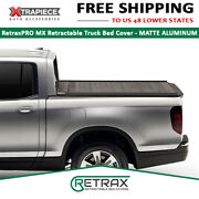 Retraxpro Mx 80232 Retractable Cover Fit 10-18 Dodge Ram 3500 6.4and039bed W/o Rambox
