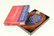 Vintage Shakespeare Fly Fishing Line With Box And Tag Tru-art Nylon Rod