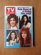 Tv Guide March 15-21 1986 - Madolyn Smith - Mary Hart - Pat Robertson