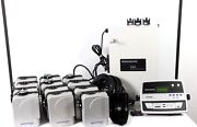 Lot Of 12 Datalogic Ds8100a Scanner Syst W/ Pwo-480 Power Sc6000-1200 Controller
