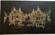 Max Gunther Original Mid-century 63 Pencil-signed Lithograph Rome Cathedral 7/40