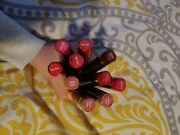 Lipsense Lot, 10 Colors, 8 Glosses, And 4 Oops Removers.