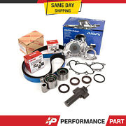 Timing Belt Kit Tensioner Water Pump W/o Outlet Pipe For 95-04toyota 3.4 5vzfe