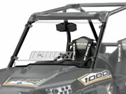 Spike Full Windshield Vented 2014-2019 Polaris Rzr 1000/ 900 Scratch Resistant