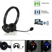 Bluetooth Headphone Wireless Gaming Headset With Microphone For Pc Mac Phones Us