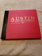 Austin The Past Still Present 1975 First Edition Signed Numbered Texas Longhorns