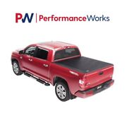 Bak Revolver X2 Hard Aluminum Roll-up Tonneau Cover For 07-21 Tundra 5and0396 Bed