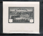 Canada 270dp Extra Fine Progressive Die Proof Without Value Tablets