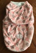 Blankets And Beyond Plush Swaddler