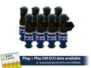 2150cc Fic Fuel Injector Clinic Injector Set For Ls2 Engines High-z