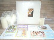 Wedding Anniversary Scrapbook Album 12 By 12 Pastel Ready For 4 By 6 Pics