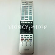 1pc Toshiba Ct-90427 Lcd 3d Television Remote Controllerss