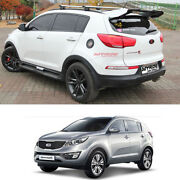Rear Roof Wing Spoiler Unpainted Parts For Kia Sportage R 20112015