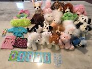 Lot Of 20 Webkinz And Liland039 Kinz And Accessories No Codes Some Retired