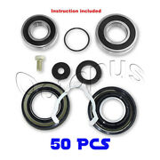 Maytag Neptune Quality 50pc Bearings And Seals Kit Fits Front Loader 12002022