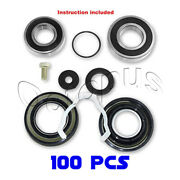 Maytag Neptune Quality 100pc Bearings And Seals Kit Fits Front Loader 12002022