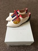 New Charlotte Olympia Womens Modern Brogues Oxfords Us4 / 34