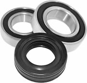 50pcs Kenmore Washer Tub Bearings Andseal Kit Fits W10435302 W10447783 Replacement