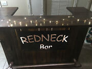 Red Neck Home /pub Bar By Redneck Bars Of Texas Llc 200 Off Now 2295