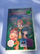 Ferngully 2 The Magical Rescue 1998 Rare Vhs 6107 Cbs Fox Sealed Brand New