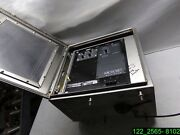 Nordson Microset Multiscan Control Panel In Stainless Box Ag30-1ea32 - Used