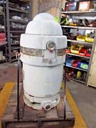 Us 75 Hp Hollowshaft Vertical Mount Motor Fr 405upy Rpm 1800 1228949j Used