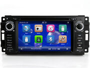 6.2 Stereo Radio Can-bus Car Dvd Player Gps Navigation For Chrysler 200 W/ Maps