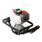 Ston 52cc Gas Power Earth Auger Post Fence Hole Digger Petrol Borer Ground Drill