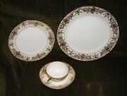 Antique Noritake 43061 = Nearly Complete Service For 12 Over 100 Years Old