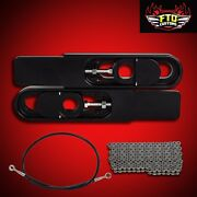 2018 Cbr 1000rr Billet Bolt On Swingarm Extensions Chain And Abs Brake Line
