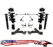 Front Suspension And Steering Chassis Kit Fits For 2007-2013 Gmc Acadia Outlook