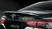 2017 2018 2019 2020 Toyota Camry 70 Modellista Rear Trunk Wing Spoiler Painted