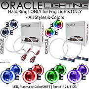 Oracle Halo Kit For Fog Lights For 02-08 Dodge Ram And 04-06 Durango All Colors