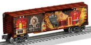 Lionel Angela Trotta Thomas Well Stocked Shelves Boxcar Made In The Usa 1938030