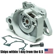 Crankcase Engine Housing For Stihl 038 Ms380 Ms381 Chainsaws 1119 020 2103