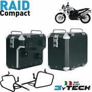 Side Panniers Cases Raid Compact 39+ 39 Lt Bmw 650 F Gs K72 And03908 Mytech