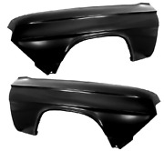 Chevy, Chevrolet Impala Front Fender Set Left And Right 62, 1962