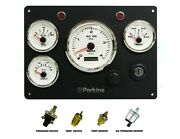 Perkins Engine Marine Instrument Panel Pre Wired Usa Made Package