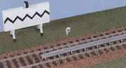 Water Troughs And Boards - Oo Scenery Accessories Ratio 255
