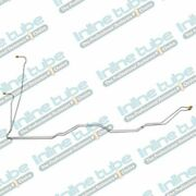 1988-1994 Chevy Gmc K1500-k2500 2wd 4x4 700r4 4l60 Trans Cooler Lines. Steel