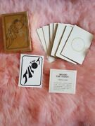 The Yeager Tarot Of Meditation By Credo Vintage Cards 1976 Gay Tarot Lgbtq