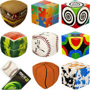V-cube Fun Collection 2x2 And 3x3 Brainteaser Cubes