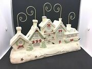 Lenox From Our Nest To Yours Rare, Htf Holiday Card Or Photo Holder, Mib