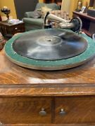 Early 1900's Victor Talking Machine Company Original Vintage Phonograph